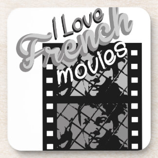 French Movies Coaster
