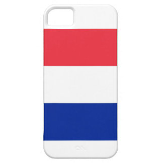 French National Flag iPhone SE/5/5s Case