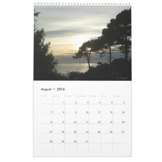 French Nature Calendar, Perfect Gift! Calendar