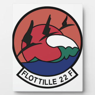 French Naval Aviation Aeronavale Patch 22 Plaque