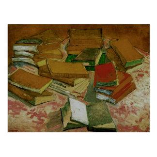 French Novels (F358) Van Gogh Fine Art Postcard