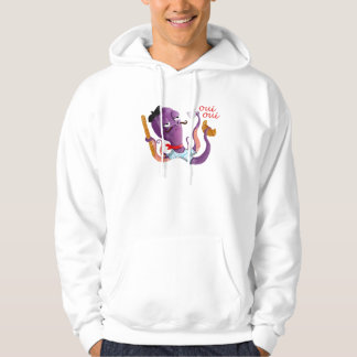French Octopus Hoodie