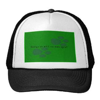 French-Ogre Trucker Hat