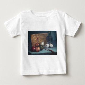 French Onion Basket and Vase Still Life Tshirts