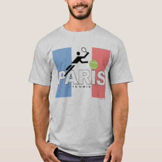 French Open Tennis Paris Vintage T-Shirt