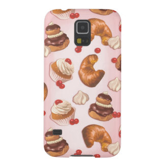 French pastry galaxy s5 cover