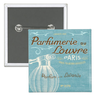 French Perfume Pins
