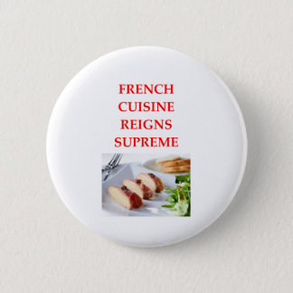 FRENCH PINBACK BUTTON