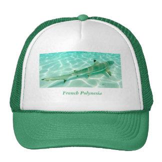 French Polynesia Ball Cap Trucker Hat