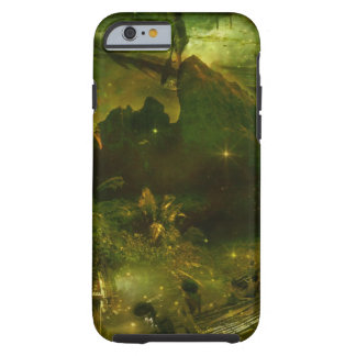 French Polynesia Beautiful South Pacific Paradise Tough iPhone 6 Case