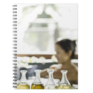 French Polynesia, Bora Bora, Bora Bora Nui Spiral Notebook