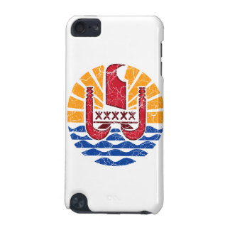 French Polynesia Coat Of Arms iPod Touch 5G Case