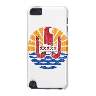 French Polynesia Coat Of Arms iPod Touch (5th Generation) Covers
