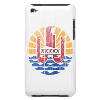 French Polynesia Coat Of Arms iPod Touch Cover