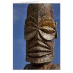 French Polynesia, Cook Islands, Rarotonga, Greeting Card