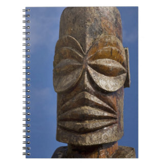 French Polynesia, Cook Islands, Rarotonga, Notebook