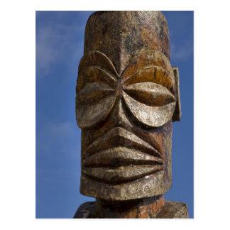French Polynesia, Cook Islands, Rarotonga, Postcard