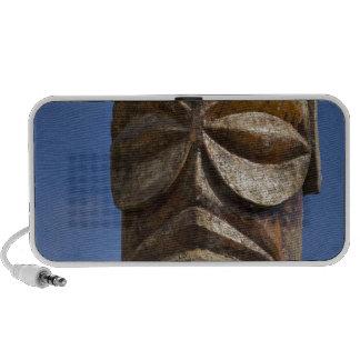 French Polynesia, Cook Islands, Rarotonga, Portable Speakers