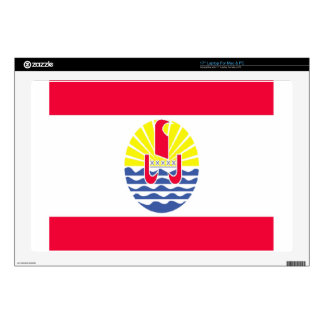 FRENCH POLYNESIA DECALS FOR LAPTOPS