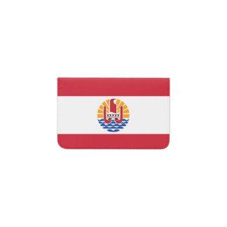 French Polynesia Flag Business Card Holder