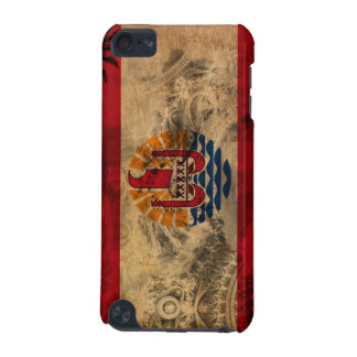 French Polynesia Flag iPod Touch 5G Covers