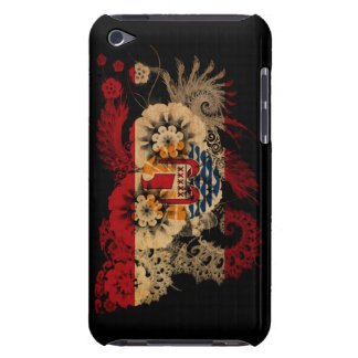 French Polynesia Flag iPod Touch Cases