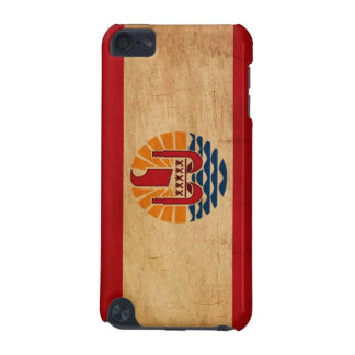 French Polynesia Flag iPod Touch (5th Generation) Cases