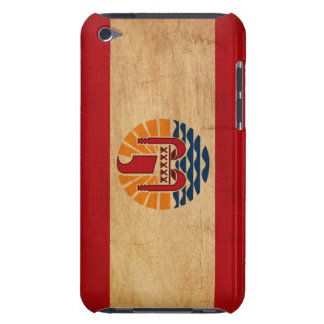 French Polynesia Flag Barely There iPod Cover
