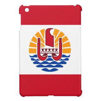 French Polynesia Flag, Drapeau Polynésie Française Case For The iPad Mini
