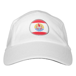 French Polynesia Flag Headsweats Hat