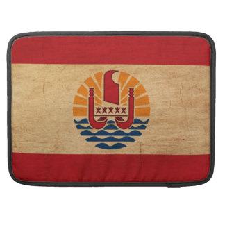French Polynesia Flag MacBook Pro Sleeve