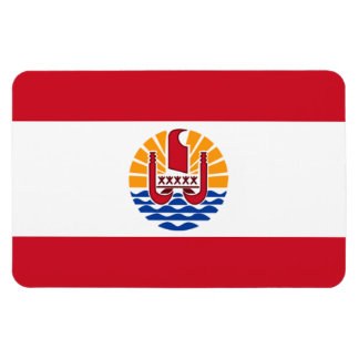 French Polynesia Flag Magnet