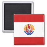 French Polynesia Flag Magnet