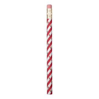French Polynesia Flag Pencil