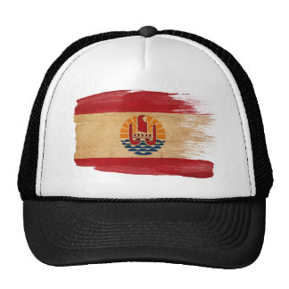 French Polynesia Flag Trucker Hat