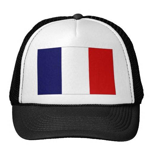 French Polynesia French National Flag Trucker Hat
