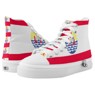 FRENCH POLYNESIA High-Top SNEAKERS