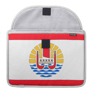 French Polynesia Sleeves For MacBooks