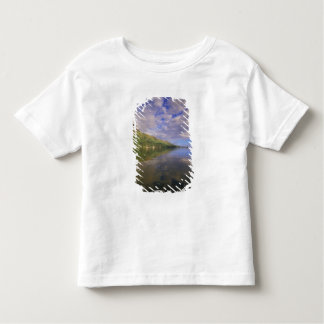 French Polynesia, Moorea. Cooks Bay. Cruise ship 2 Toddler T-shirt