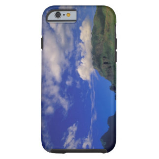 French Polynesia Moorea Cooks Bay Cruise ship 3 iPhone 6 Case