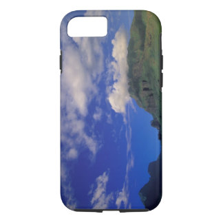 French Polynesia, Moorea. Cooks Bay. Cruise ship 3 iPhone 8/7 Case