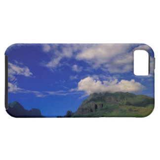 French Polynesia, Moorea. Cooks Bay. Cruise ship 3 iPhone SE/5/5s Case