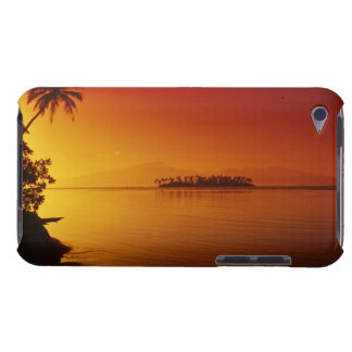 FRENCH POLYNESIA, Moorea. Sunset. Barely There iPod Case