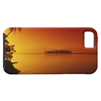 FRENCH POLYNESIA Moorea Sunset iPhone 5 Covers