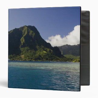 French Polynesia, Moorea. The Paul Gauguin Binder
