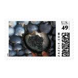 French Polynesia, Moorea Tiki Polynesian Stamp