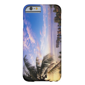 French Polynesia, Moorea. View of the Baie de Barely There iPhone 6 Case