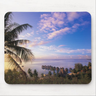 French Polynesia, Moorea. View of the Baie de Mouse Pad