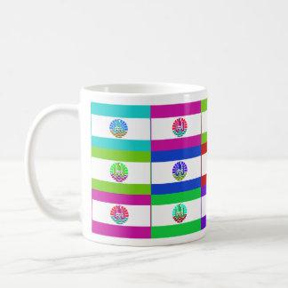 French Polynesia Multihue Flags Mug
