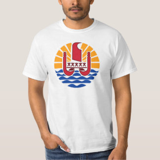 French Polynesia PF T-Shirt